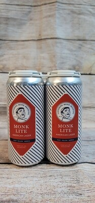 Laughing Monk Monk Lite 16oz 4pack