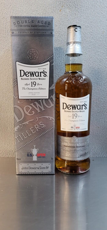 Dewar's 19year Blended Scotch Whisky 750ml