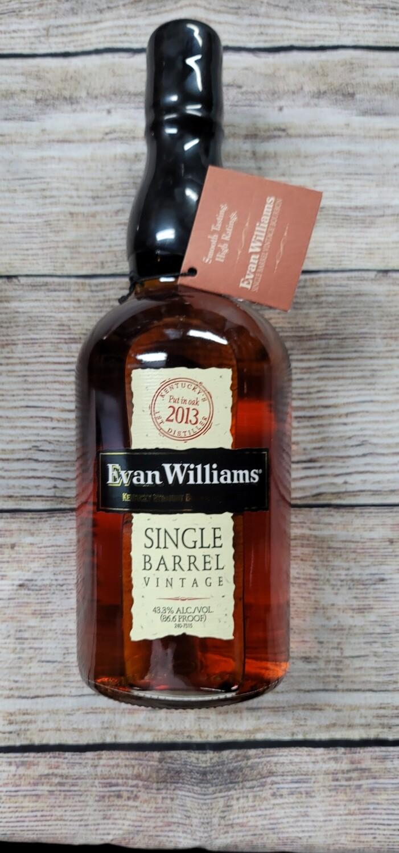 Evan Williams Single Barrel 750ml