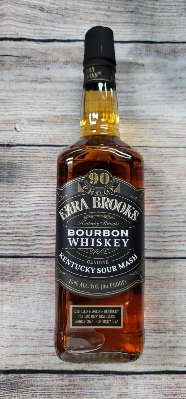 Ezra Brooks Straight Bourbon 750ml