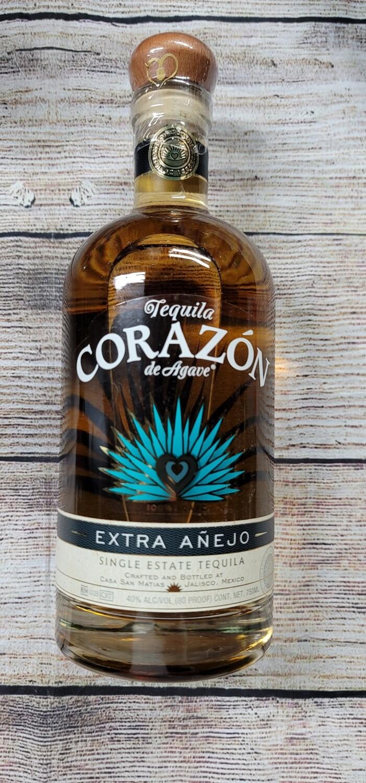 Corazon Extra Anejo 750ml