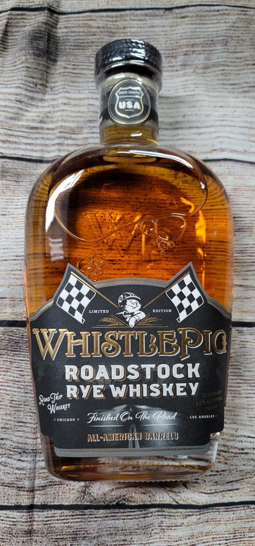 Whistle Pig Roadstock Rye Whiskey 750ml