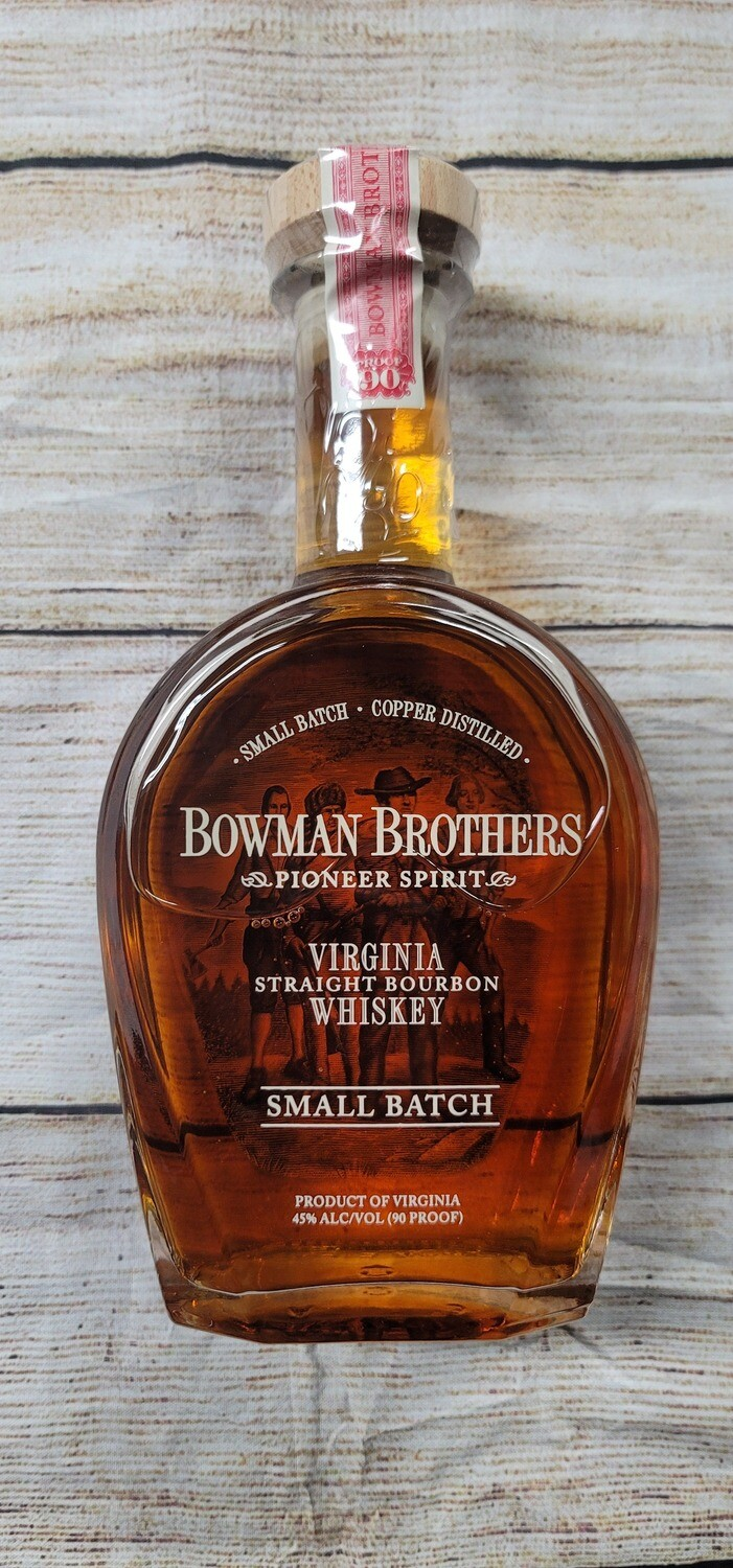 Bowman Brothers Small Batch 750ml