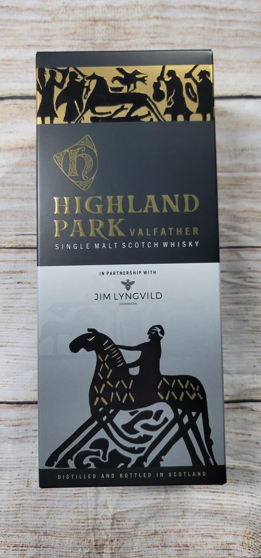 Highland Park Valfather Single Malt Scotch Whisky 750ml