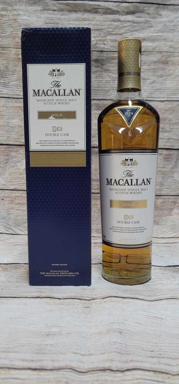 Macallan Highland Single Malt Double Cask Gold 750ml