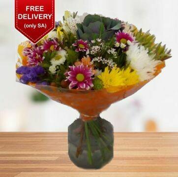 Mixed Flower Bunch