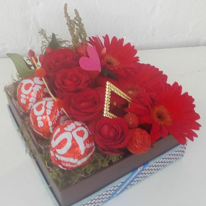 Sweety Pie Flower Box