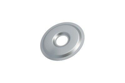 Металлические тарелки для индукционной системы, ПВХ, 400 шт./уп.