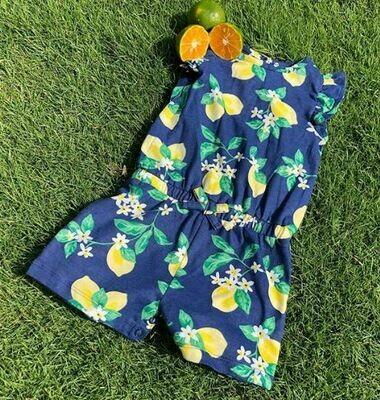 Jumpsuit Lemon