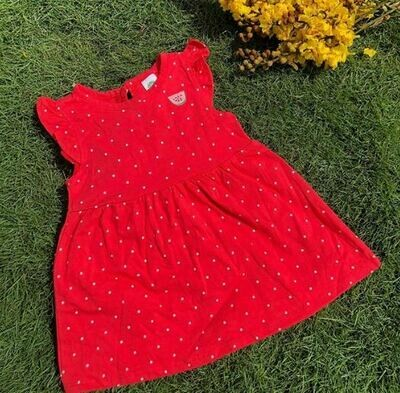 Frock Red Dot