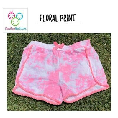 Shorts Floral Print