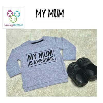 T-Shirt My Mum
