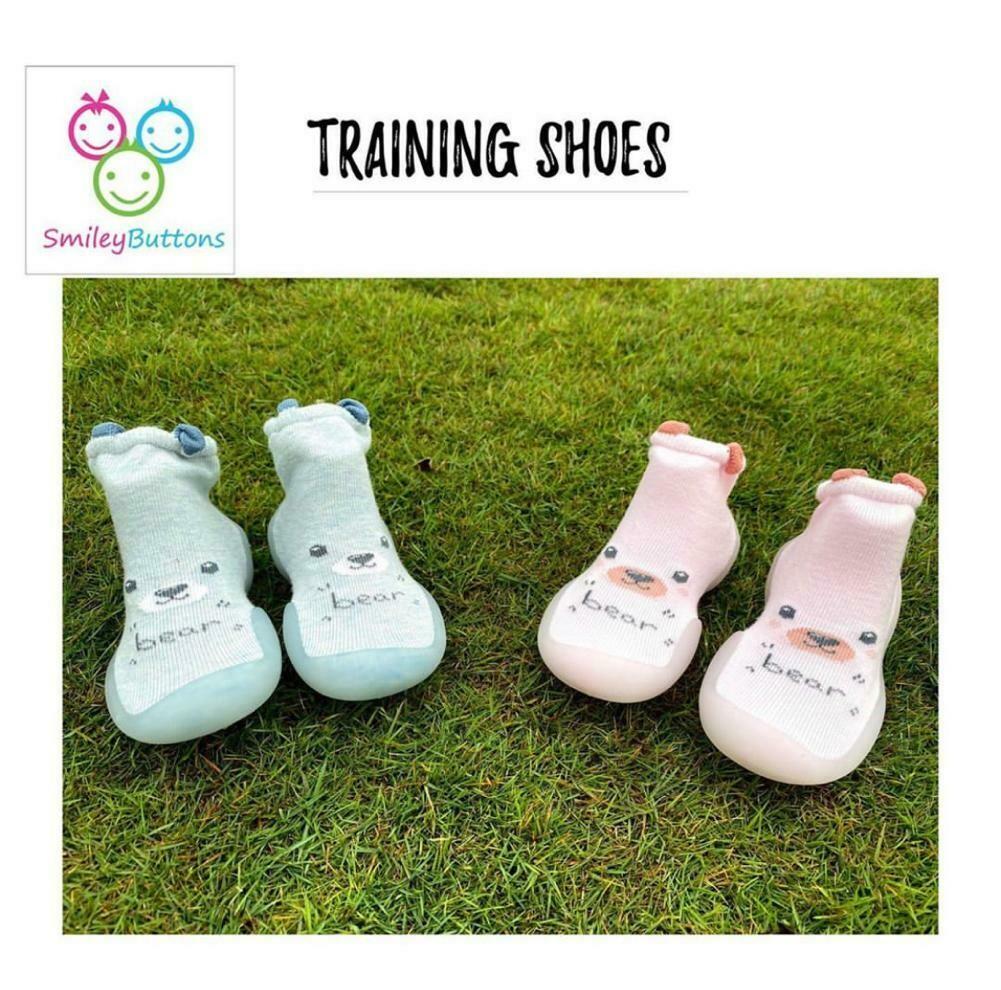 Training Shoes Blue Bear & Pink Bear