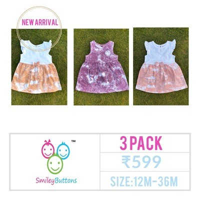 Frock 3Pack