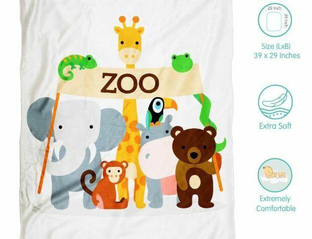 Fur Blanket Zoo
