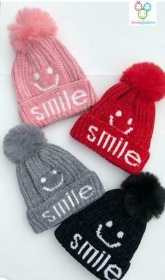 Wool Cap Smile