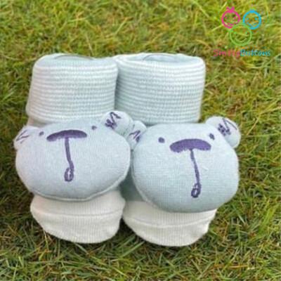 Baby Socks Teddy