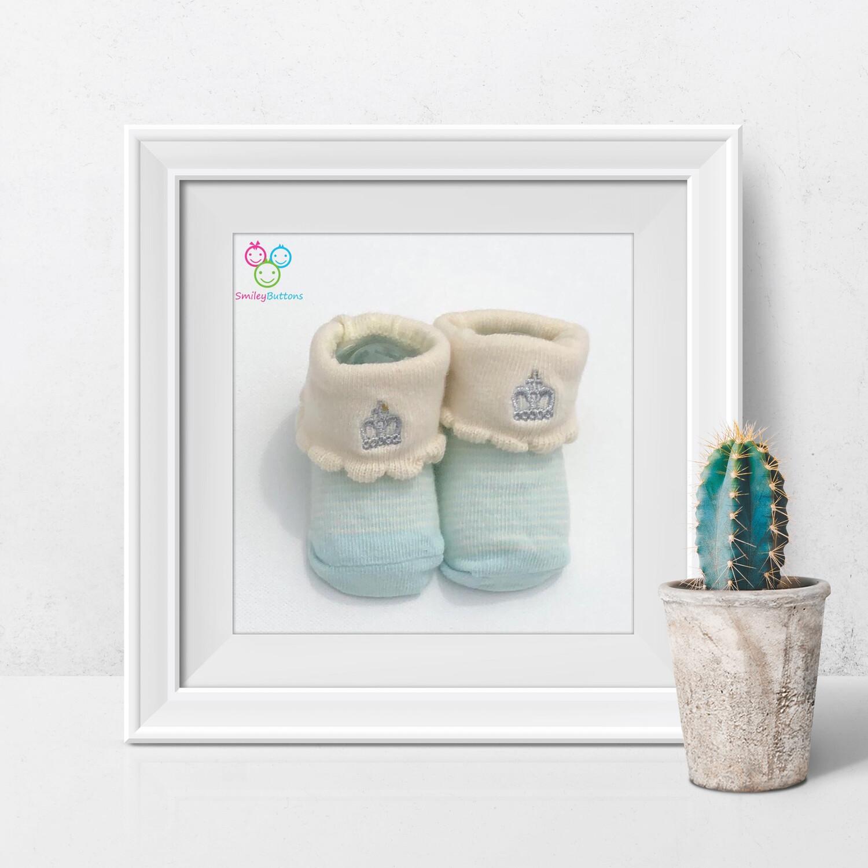 Baby Socks Blue King