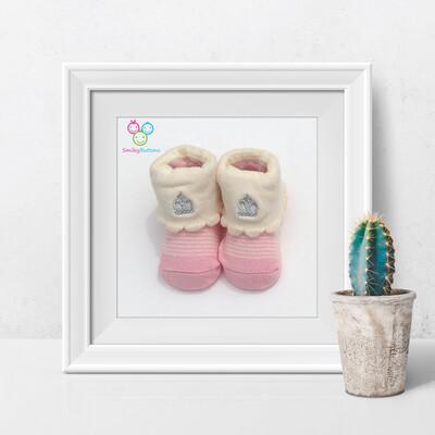 Baby Socks Pink Princess