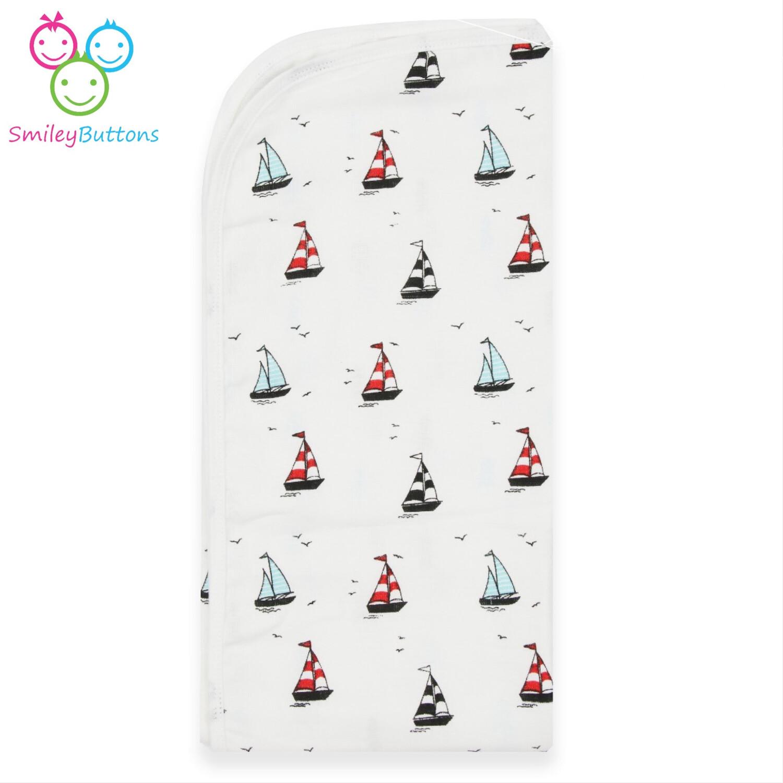 2 Layer Reversible Blanket Boat & Tree