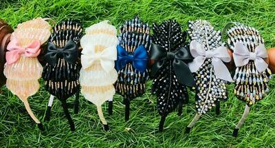 Head Band Bow Sequence