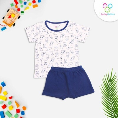T-Shirt & Shorts Doggy