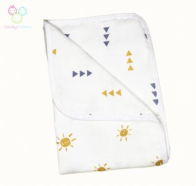 2 Layer Reversible Blanket sun & air strom