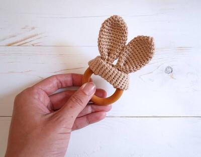 Crochet Teether