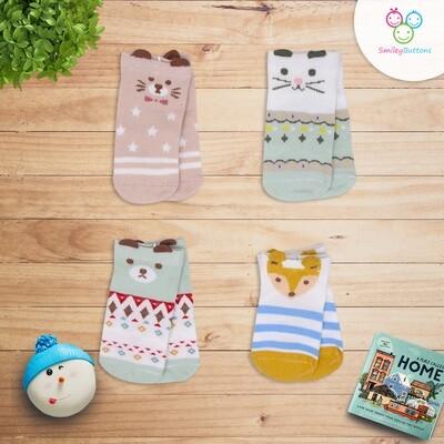 Baby Socks Combo-4