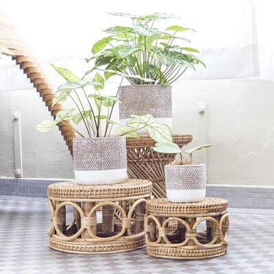 Basque Woven Pots
