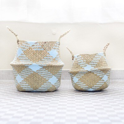 Kanya Woven Planter Basket