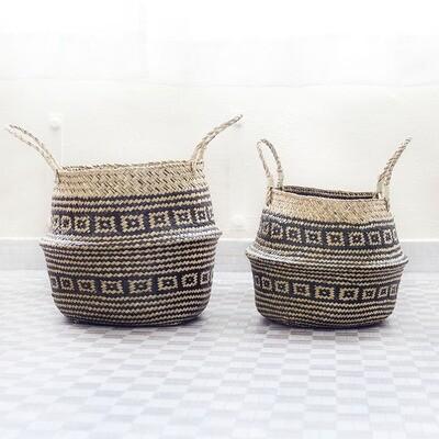Adanya Woven Planter Basket