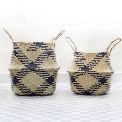 Nala Woven Planter Basket