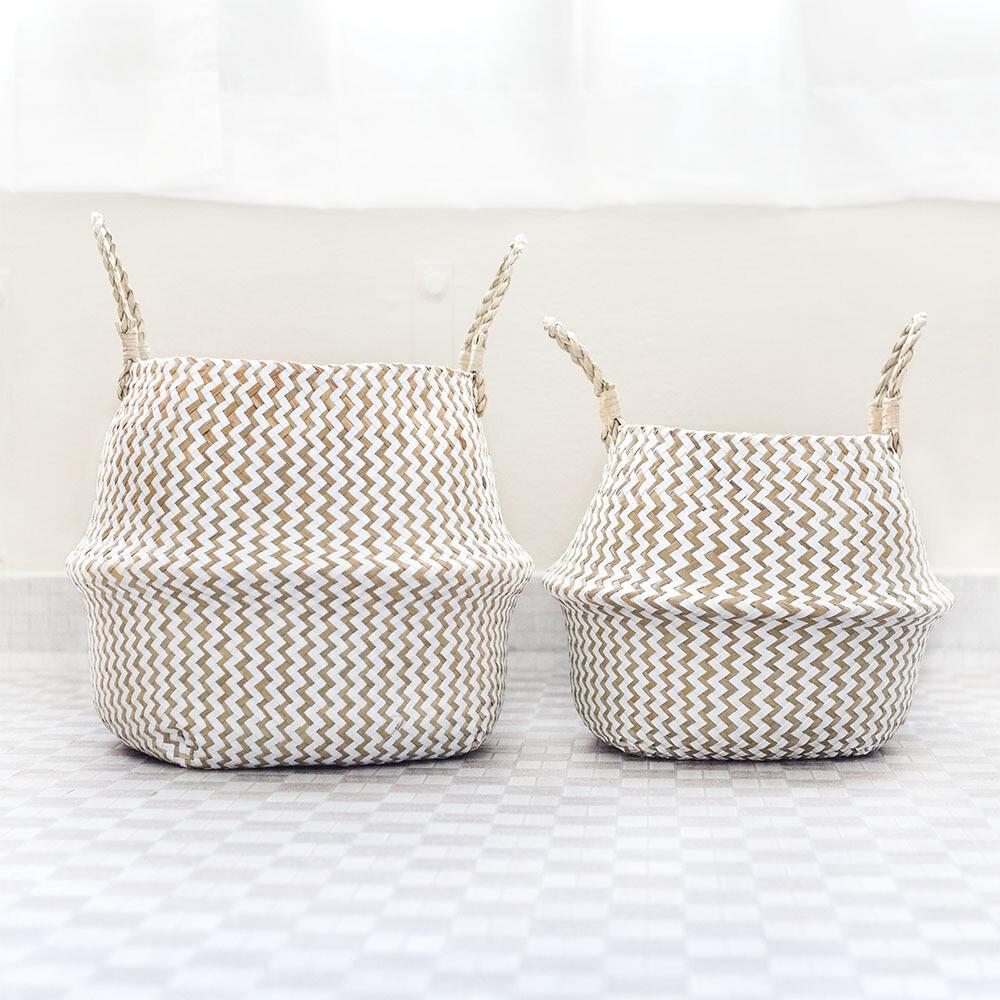 Soleha Woven Planter Basket