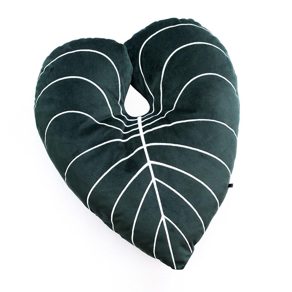 Philodendron Gloriosum Cushion