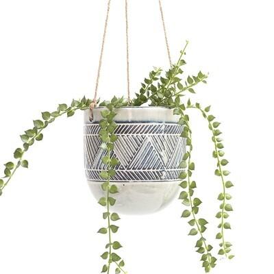 Metzli Hanging Pot