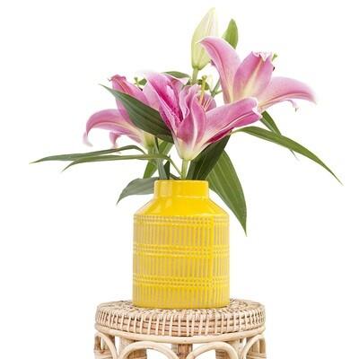 Tuscan Sun Vase