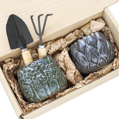 2pc Mini Gardening Kit