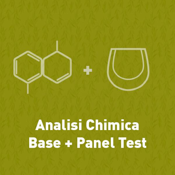 Analisi Chimica Base + Panel Test