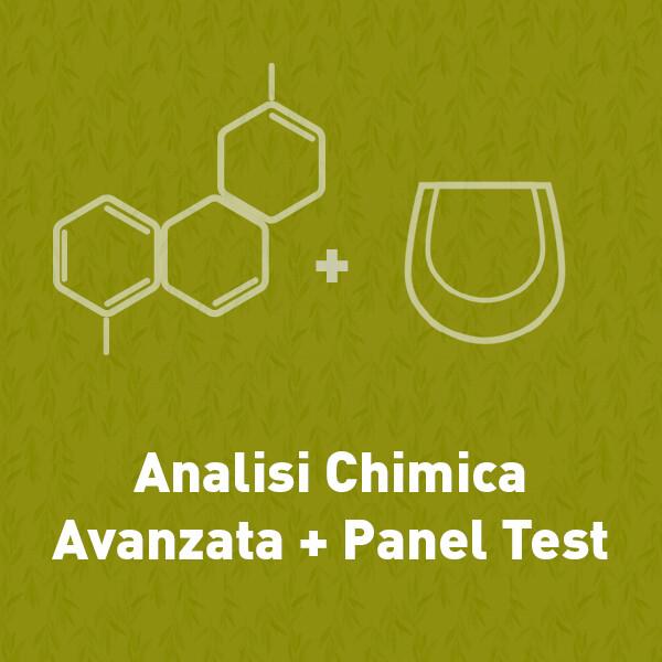 Analisi Chimica Avanzata + Panel Test