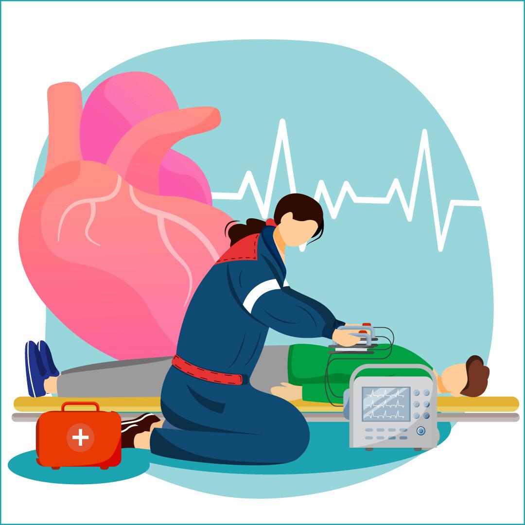 BLSD - Basic Life Support & Defibrillation