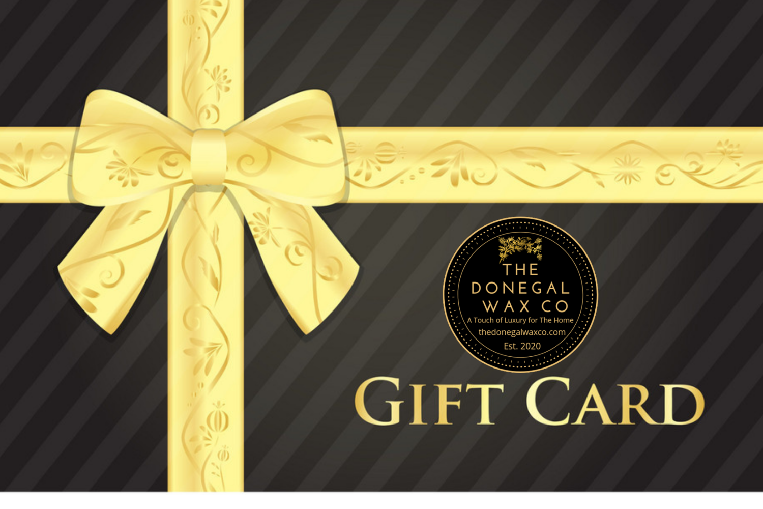 The Donegal Wax Co Giftcard