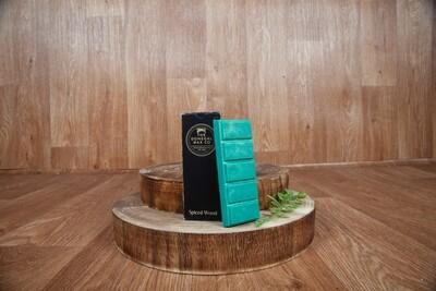 Spiced Wood Snap Bar Wax Melt