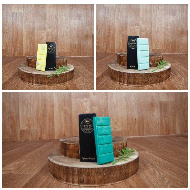 3 Bars Wax Melt Selection Box