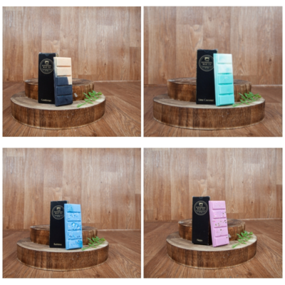 4 Bar Wax Melt Selection Box