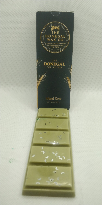 Island Dew Snap Bar Wax Melt