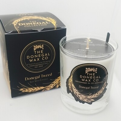 Donegal Tweed Luxury Soy Candle