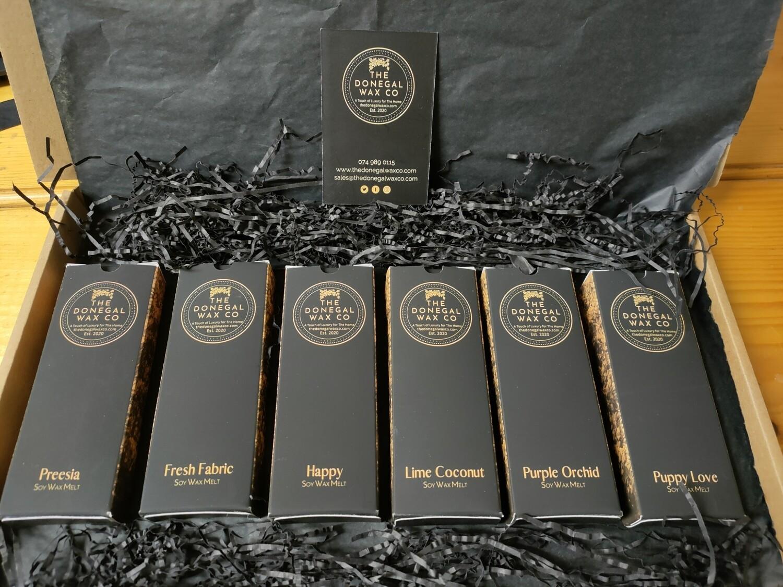 6 Bar Wax Melt Selection Box
