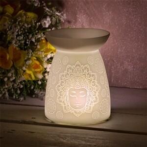 Buddha Porcelain Warmer