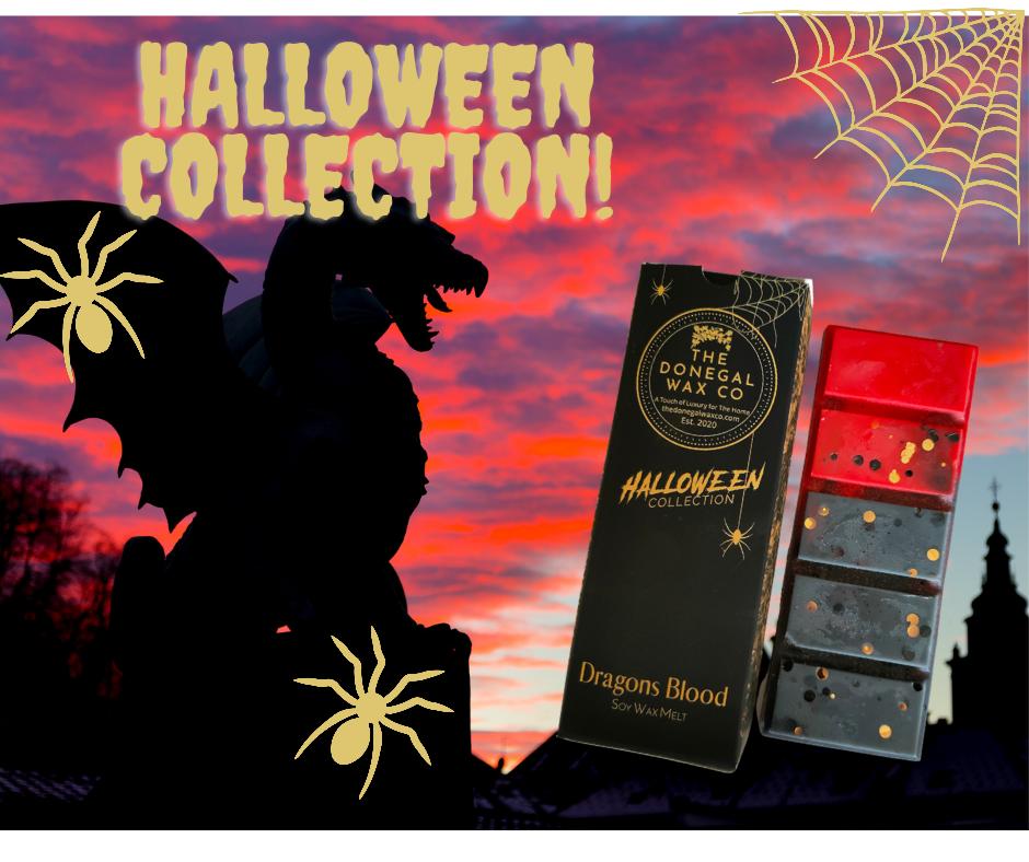 Dragons Blood Snap Bar Wax Melt